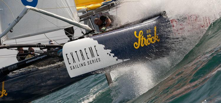 Extreme Sailing Series, l'evento secondo Carlo Borlenghi