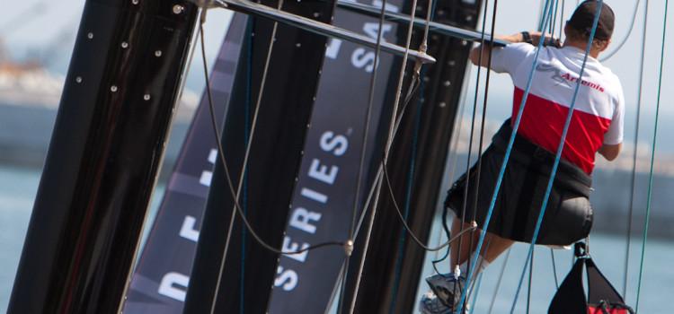 Extreme Sailing Series, Artemis Racing secondo Sander Van der Borch