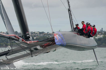 America's Cup, Emirates Team New Zealand in cerca di chiarimenti