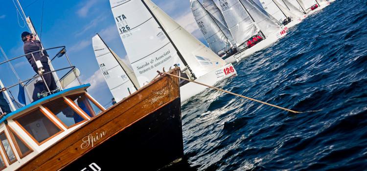Audi Melges 20 Sailing Series, le opinioni di Benussi, Bressani, Casale e Molla