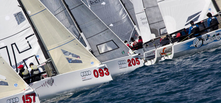 Audi Melges 20 Sailing Series, le opinioni dei protagonisti