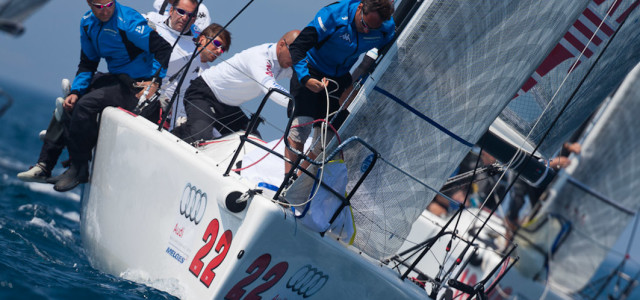 Audi Melges 32 Sailing Series, l'evento secondo Guido Trombetta