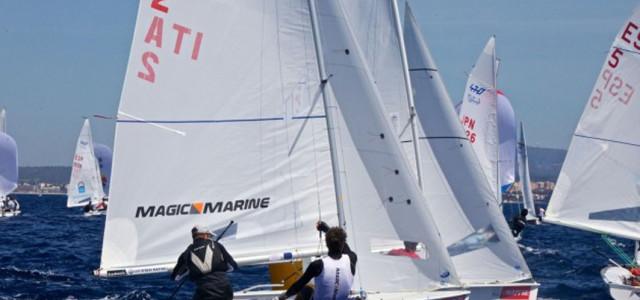 Trofeo Principessa Sofia, sette italiani in Medal Race