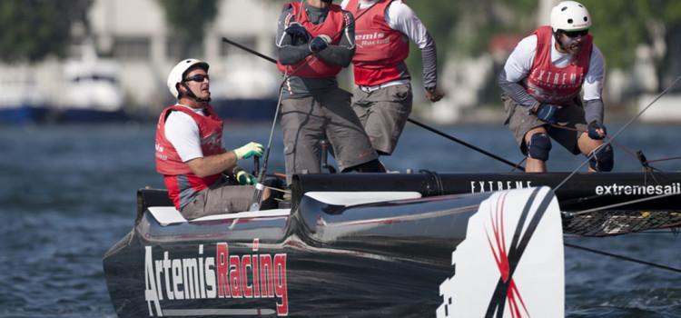 Extreme Sailing Series, alla fine sorride Artemis Racing