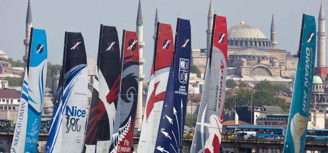 Extreme Sailing Series, da domani si regata a Boston
