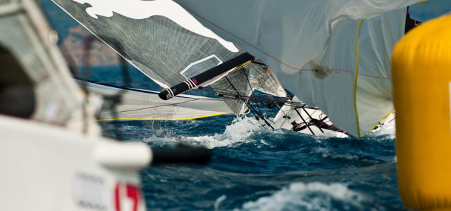 Audi Melges 32 Sailing Series, l'evento secondo Fabio Taccola