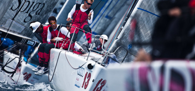 Audi Melges 32 Sailing Series, l'evento secondo Guido Trombetta