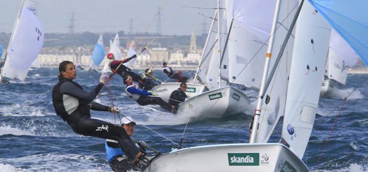 Skandia Sail for Gold, bene i Sibello, resistono Conti-Micol e Negri-Voltolini