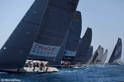 RC44 Championship Tour, Team Aqua e Puerto Calero al comando