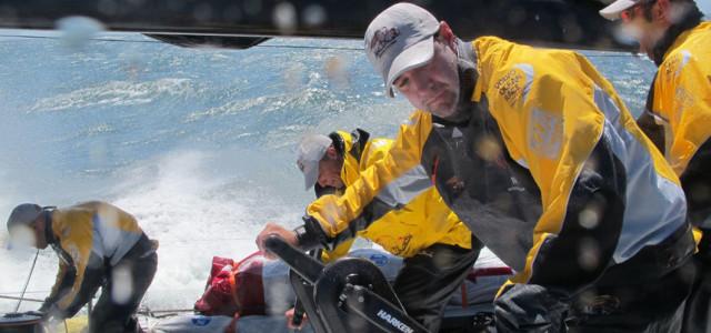 Volvo Ocean Race, Abu Dhabi Ocean Racing prende casa a Cascais