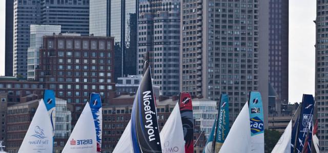 Extreme Sailing Series, a Boston è subito Artemis