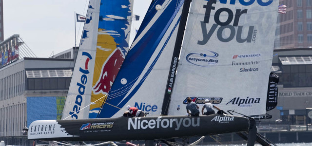 Extreme Sailing Series, Artemis Racing e l'assolo americano
