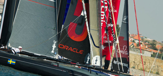 AC World Series, ancora Emirates Team New Zealand