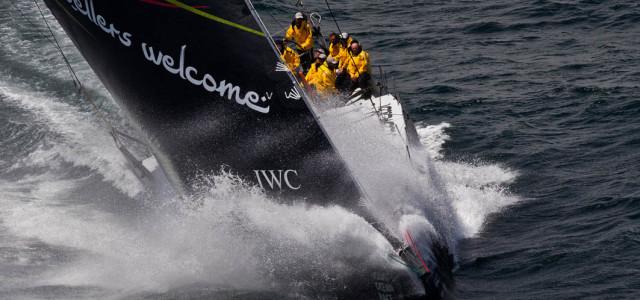Volvo Ocean Race, uomini al limite