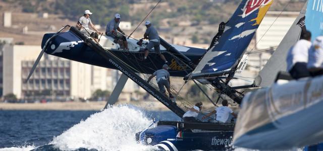 Extreme Sailing Series, continua l'assolo di Alinghi