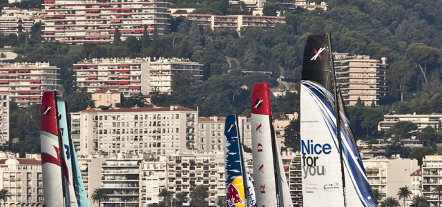Exreme Sailing Series, Luna Rossa sale al terzo posto