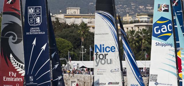 Extreme Sailing Series, il vento leggero rimescola le carte