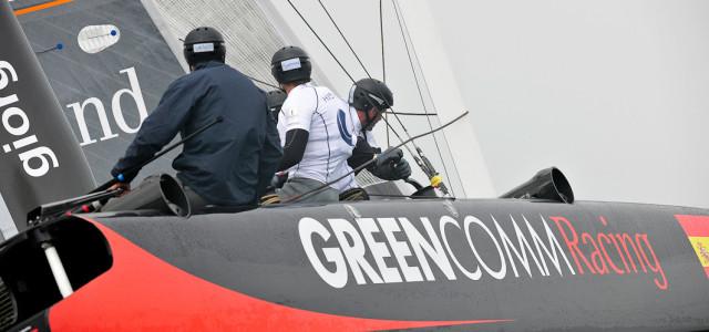 AC World Series, Green Comm Racing secondo Pierrick Contin