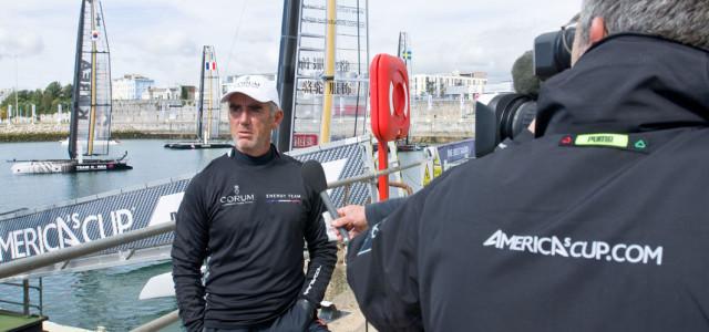 America's Cup, Loick Peyron joins Artemis Racing
