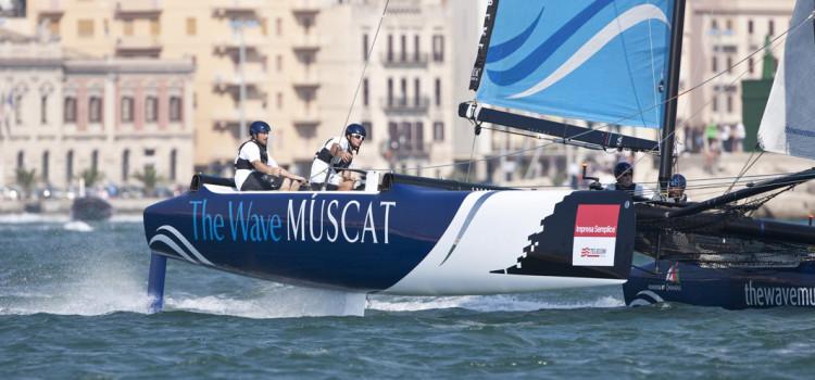 Extreme Sailing Series, l'evento entra in porto