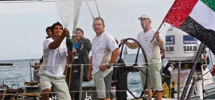Volvo Ocean Race, la prima In-Port Race è di Abu Dhabi Ocean Racing