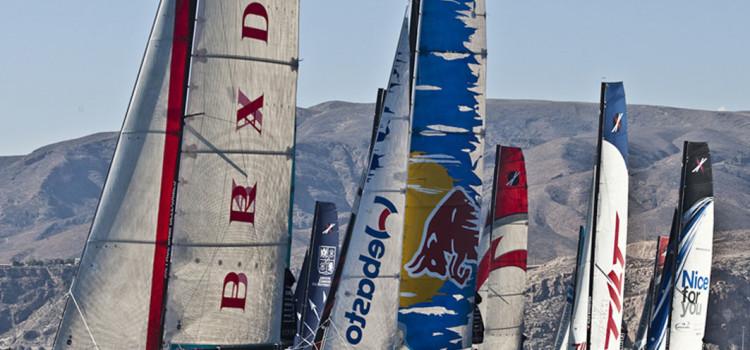Extreme Sailing Series, cambio in vetta