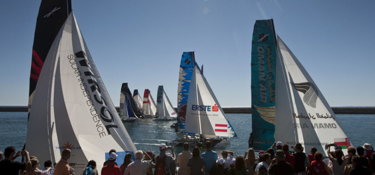 Extreme Sailing Series, Oman Air si conferma leader