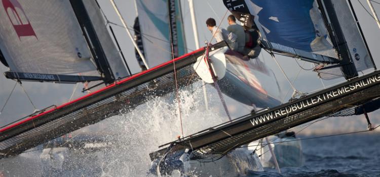 Extreme Sailing Series, a Nizza la spunta Groupe Edmonde de Rotschild