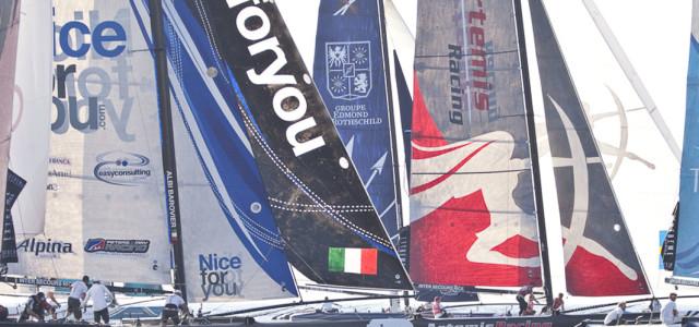 Extreme Sailing Series, ad Almeria è iniziata la penultima tappa