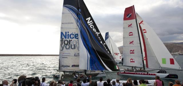 Extreme Sailing Series, ad Alinghi la tappa, a Luna Rossa la leadership