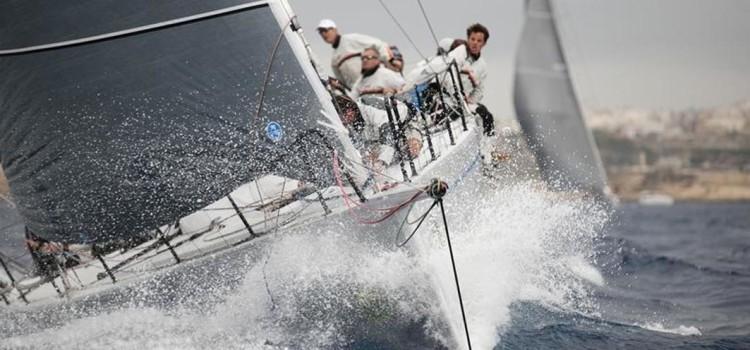 Rolex Middle Sea Race, spinti da venti leggeri