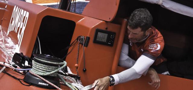 Volvo Ocean Race, a rotta di collo