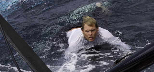 Volvo Ocean Race, il disalberamento di Puma