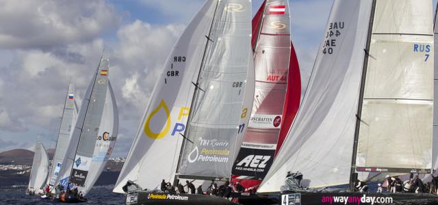 RC44 World Championship, Artemis Racing balza al comando