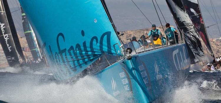 Volvo Ocean Race, al comando Telefonica