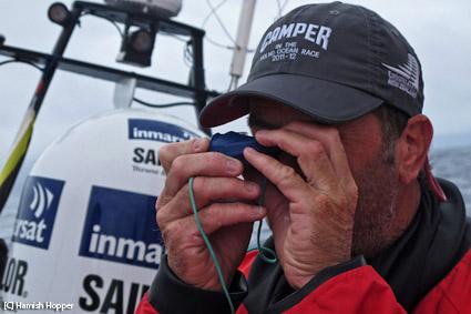 Volvo Ocean Race, lotteria oceanica