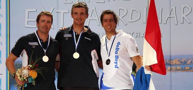 Mondiali ISAF, nel Finn il campione è pur sempre inglese