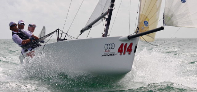 Audi Melges 20 Gold Cup, l'evento secondo Zerogradinord