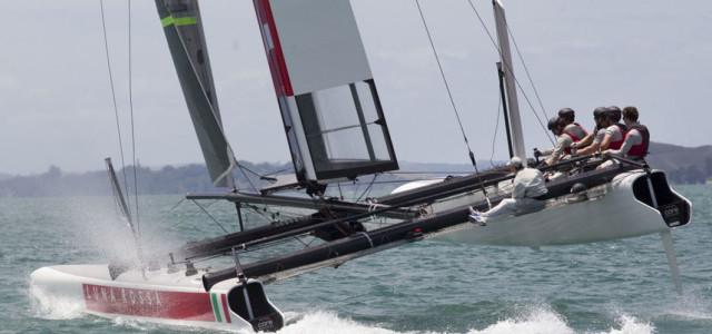 America's Cup, Luna Rossa ad Auckland: il video e le interviste