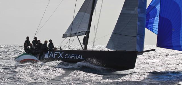 RC44 Championship Tour, AFX Capital Racing Team si presenta