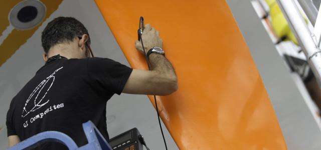 Volvo Ocean Race, Team Sanya ha rotto un timone: il video