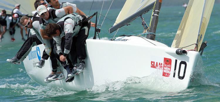 Audi Sailing Series, Matteo Ivaldi parla a Zerogradinord