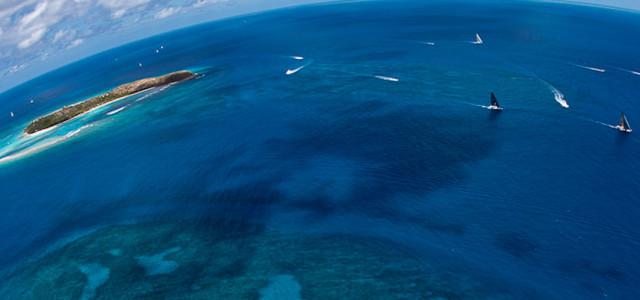 Loro Piana Caribbean Superyacht Regatta, l'evento secondo lo Studio Borlenghi