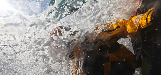 Volvo Ocean Race, e poi le chiamano onde