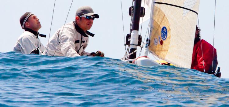 Audi Sailing Series Melges 20, l'evento secondo Guido Trombetta