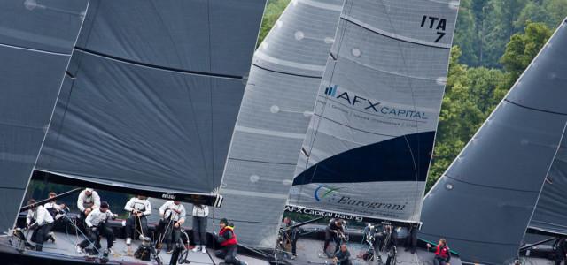 RC44 Campionship Tour, Artemis Racing subito leader
