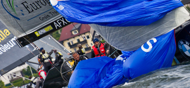 RC44 Championship Tour, Artemis Racing allunga il passo