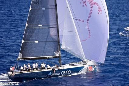 31ma Copa del Rey, Audi Azzurra Sailing Team si conferma al comando