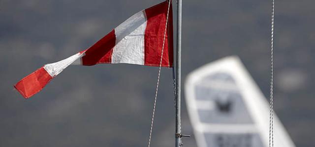 Zhik Nautica Moth Worlds, ieri niente regate: Scott Babbage sempre leader