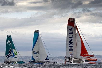 MOD70 European Tour, partita l'ultima tappa: destinazione Genova